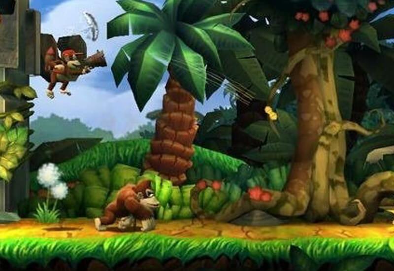 Donkey Kong Jungle Beat Wii U - Game Code cheap key to download