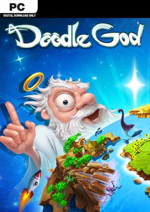 Doodle God PC key