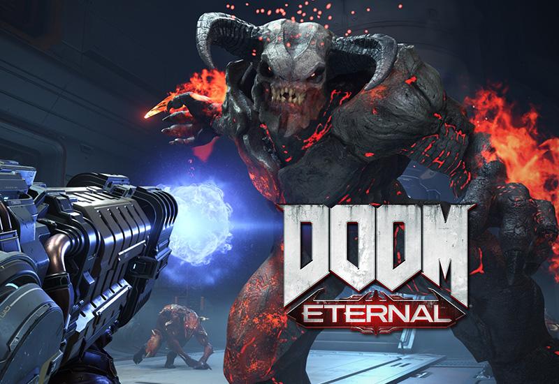 DOOM Eternal PC (WW) + DLC cheap key to download