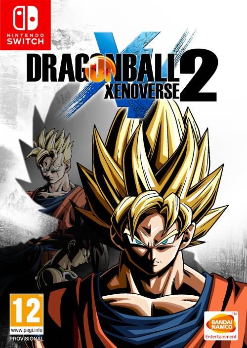 Dragon Ball Xenoverse 2 Switch (EU) key