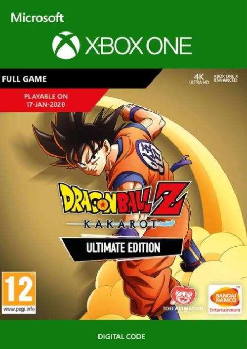 Dragon Ball Z: Kakarot Ultimate Edition Xbox One key