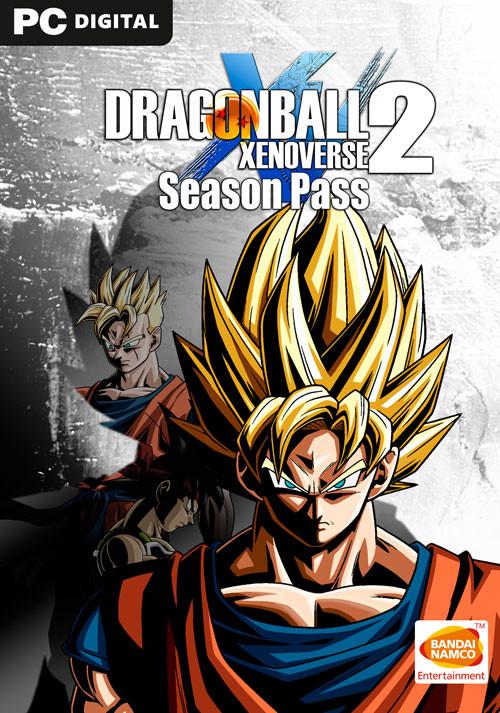 Dragon Ball Xenoverse 2 - Season Pass PC key