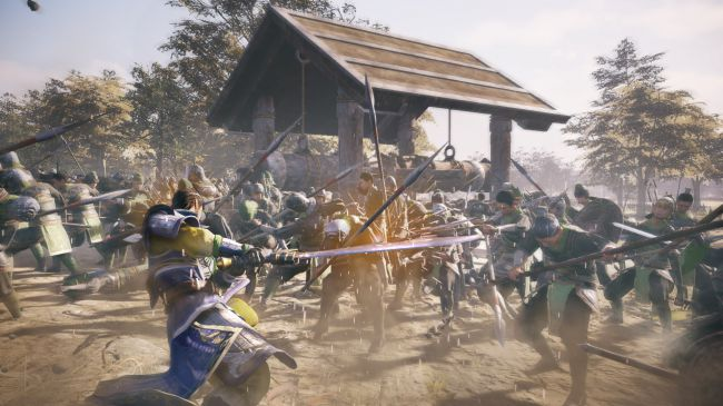 Dynasty Warriors 9 PC cheap key to download