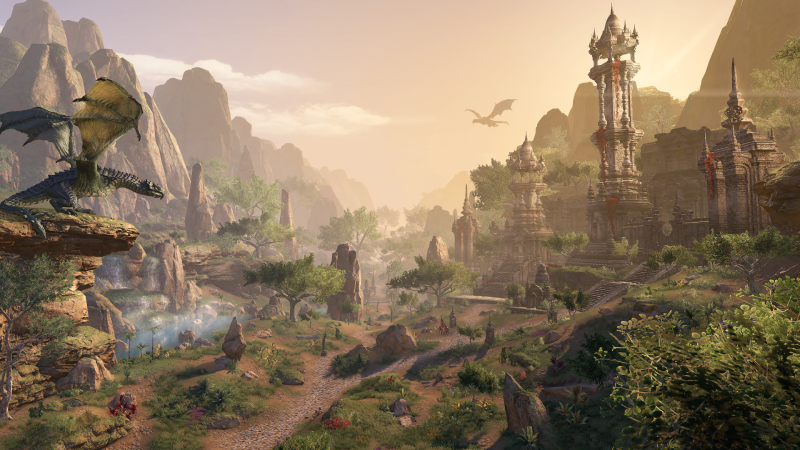 The Elder Scrolls Online - Elsweyr Upgrade PC cheap key to download