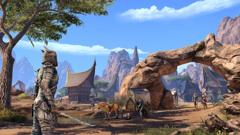 The Elder Scrolls Online - Elsweyr Upgrade PC billig Schlüssel zum Download