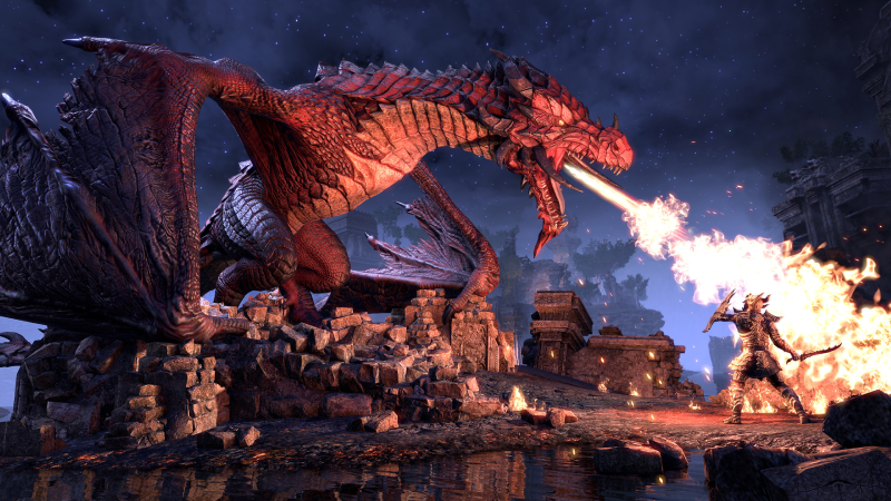 The Elder Scrolls Online - Elsweyr PC cheap key to download