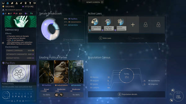 Endless Space 2 PC cheap key to download