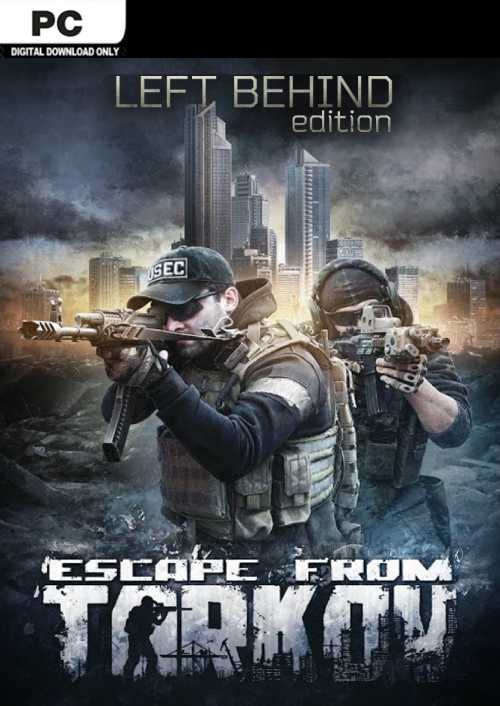 Escape from Tarkov Left Behind Edition