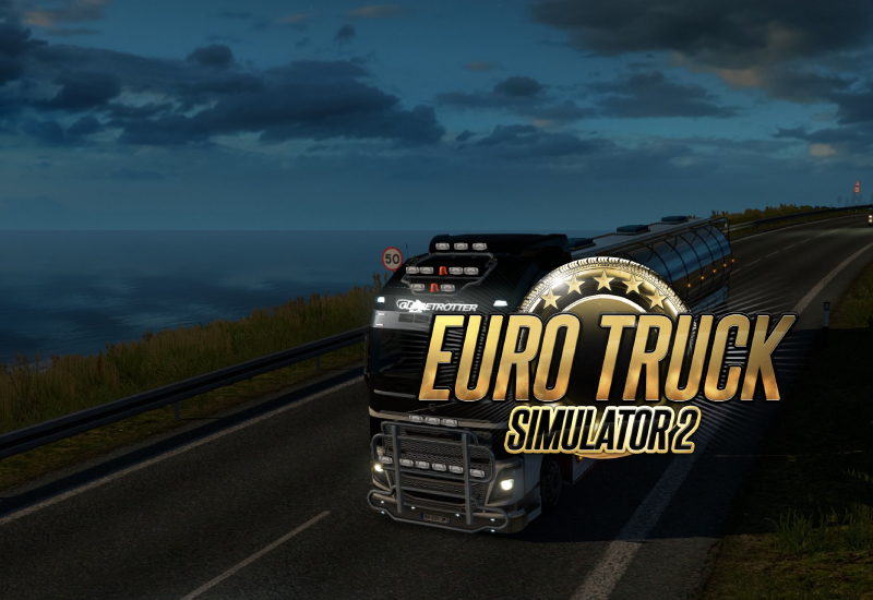 Euro Truck Simulator 2 PC cheap key to download
