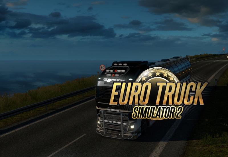 Euro Truck Simulator 2 Beyond the Baltic Sea DLC PC cheap key to download