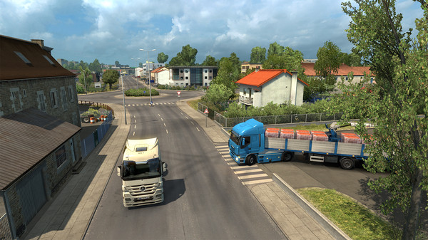 Euro Truck Simulator 2 PC - Vive la France DLC cheap key to download