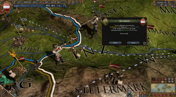 Europa Universalis IV 4 PC Mare Nostrum DLC cheap key to download