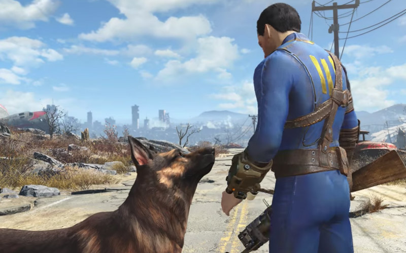 Fallout 4: Game of the Year Edition PC clé pas cher à télécharger