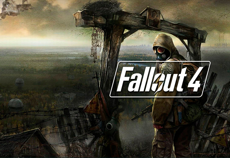 Fallout 4: Game of the Year Edition PC cheap key to download