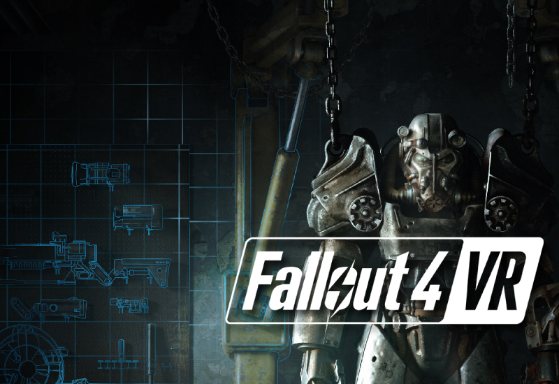 Fallout 4 VR PC cheap key to download