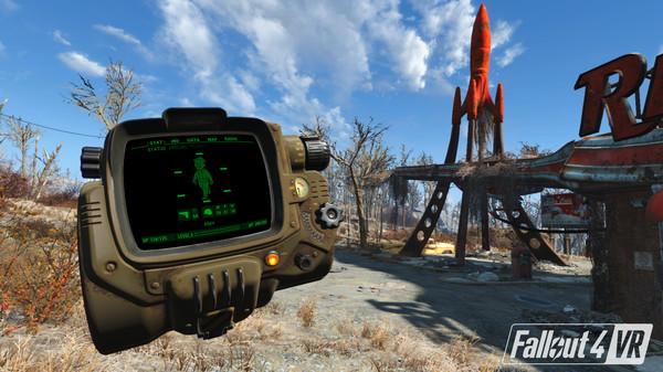 Fallout 4 VR PC billig Schlüssel zum Download