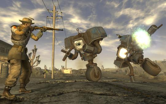Fallout: New Vegas Ultimate Edition PC cheap key to download