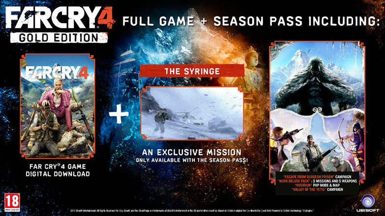 activation code uplay far cry 4