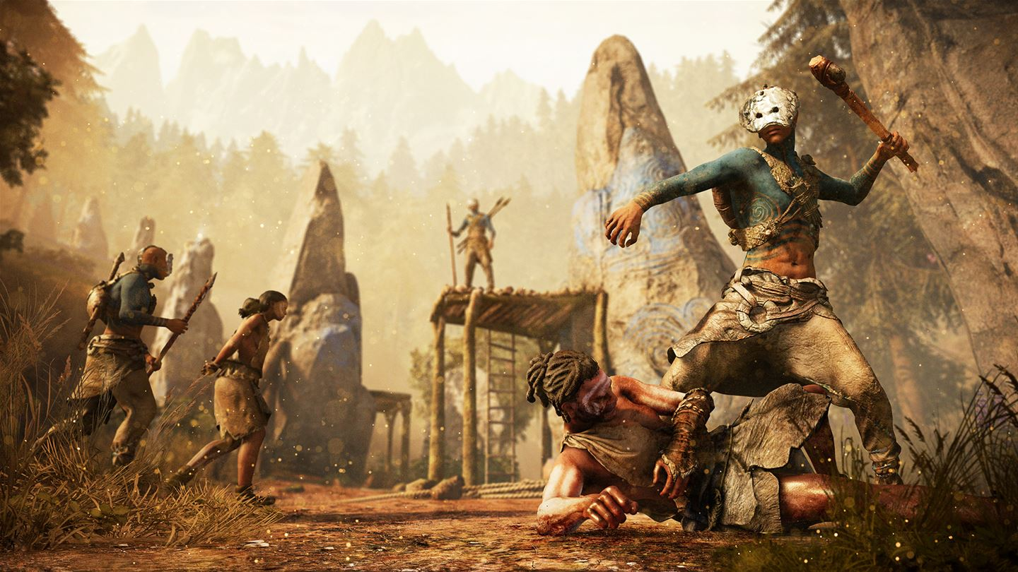 Far Cry Primal Xbox One cheap key to download
