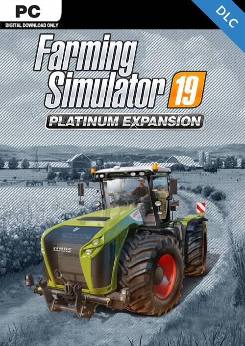 Farming Simulator 19 PC - Platinum Expansion DLC key