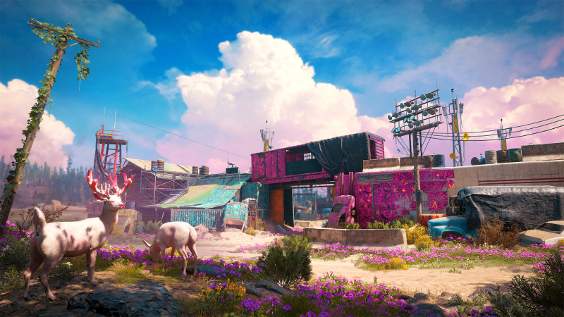 Far Cry New Dawn PC cheap key to download