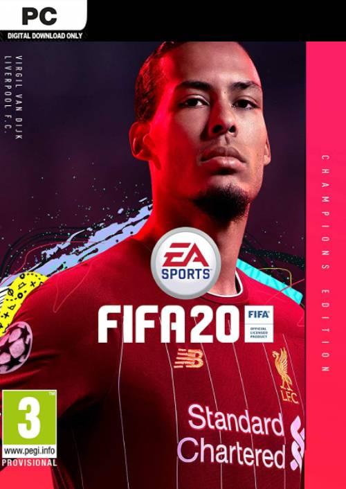 FIFA 20: Champions Edition PC (WW) key
