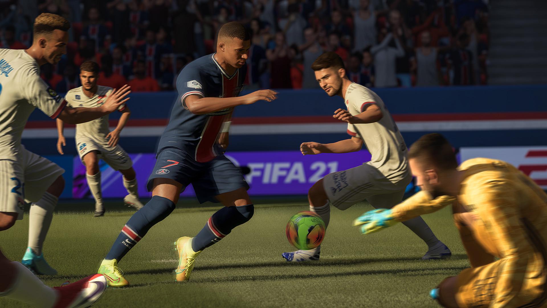 FIFA 21 PS4/PS5 (EU)
