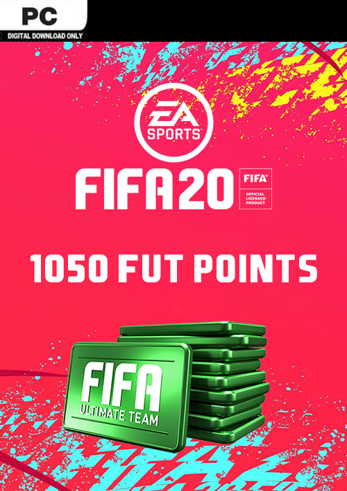 FIFA 20 Ultimate Team - 1050 FIFA Points PC (WW) key