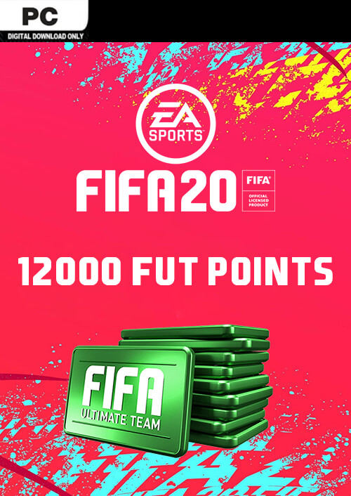 FIFA 20 Ultimate Team - 12000 FIFA Points PC (WW) key