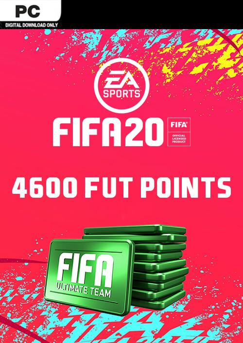 FIFA 20 Ultimate Team - 4600 FIFA Points PC (WW) key