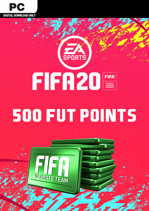 FIFA 20 Ultimate Team - 500 FIFA Points PC (WW) key