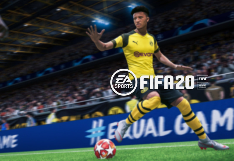 FIFA 20 PC (EN) cheap key to download
