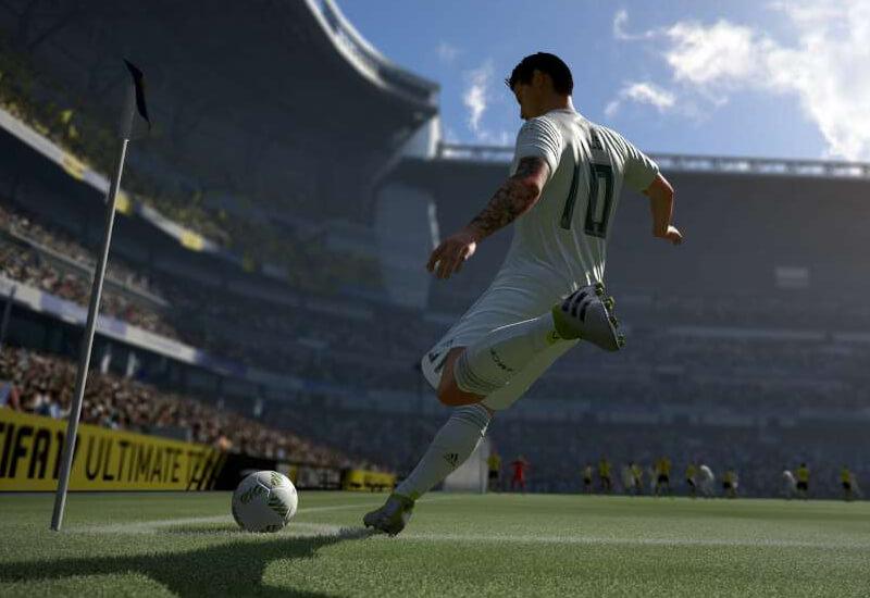 FIFA 17 PC - 5 FUT Gold Packs (DLC) clé pas cher à télécharger