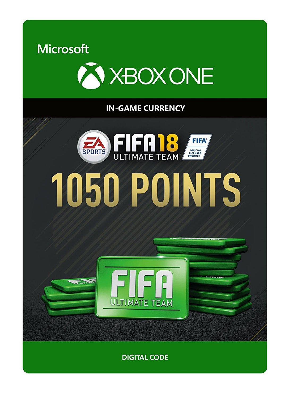 Fifa 18 - 1050 FUT Points (Xbox One)