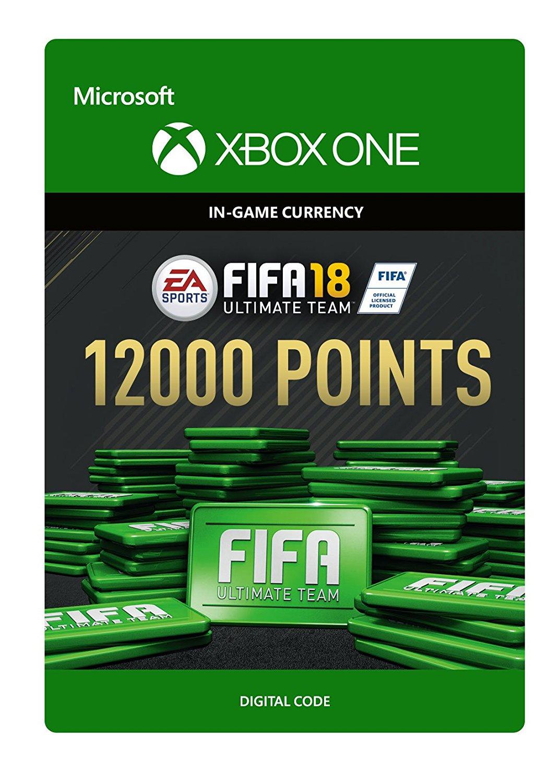 Fifa 18 - 12000 FUT Points (Xbox One)
