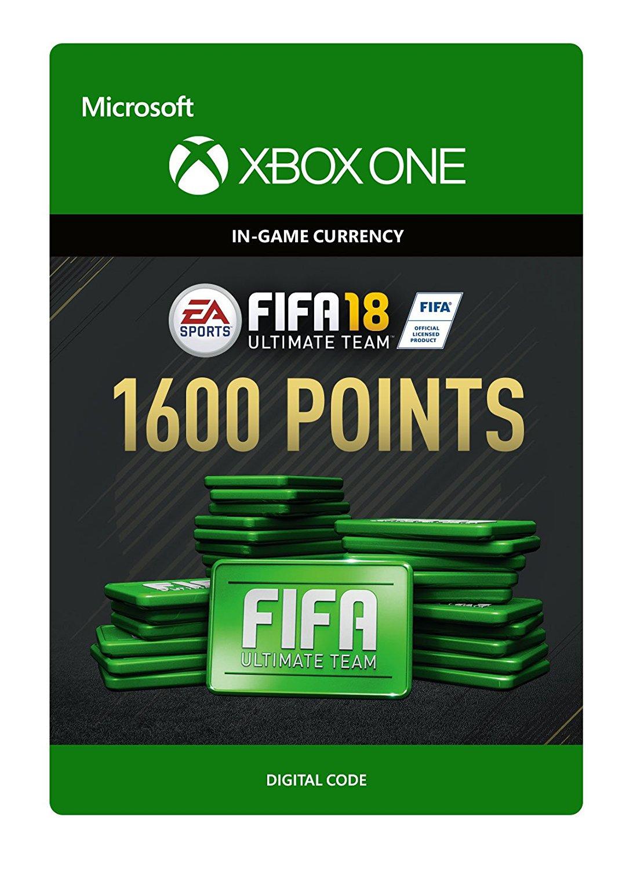 Fifa 18 - 1600 FUT Points (Xbox One)