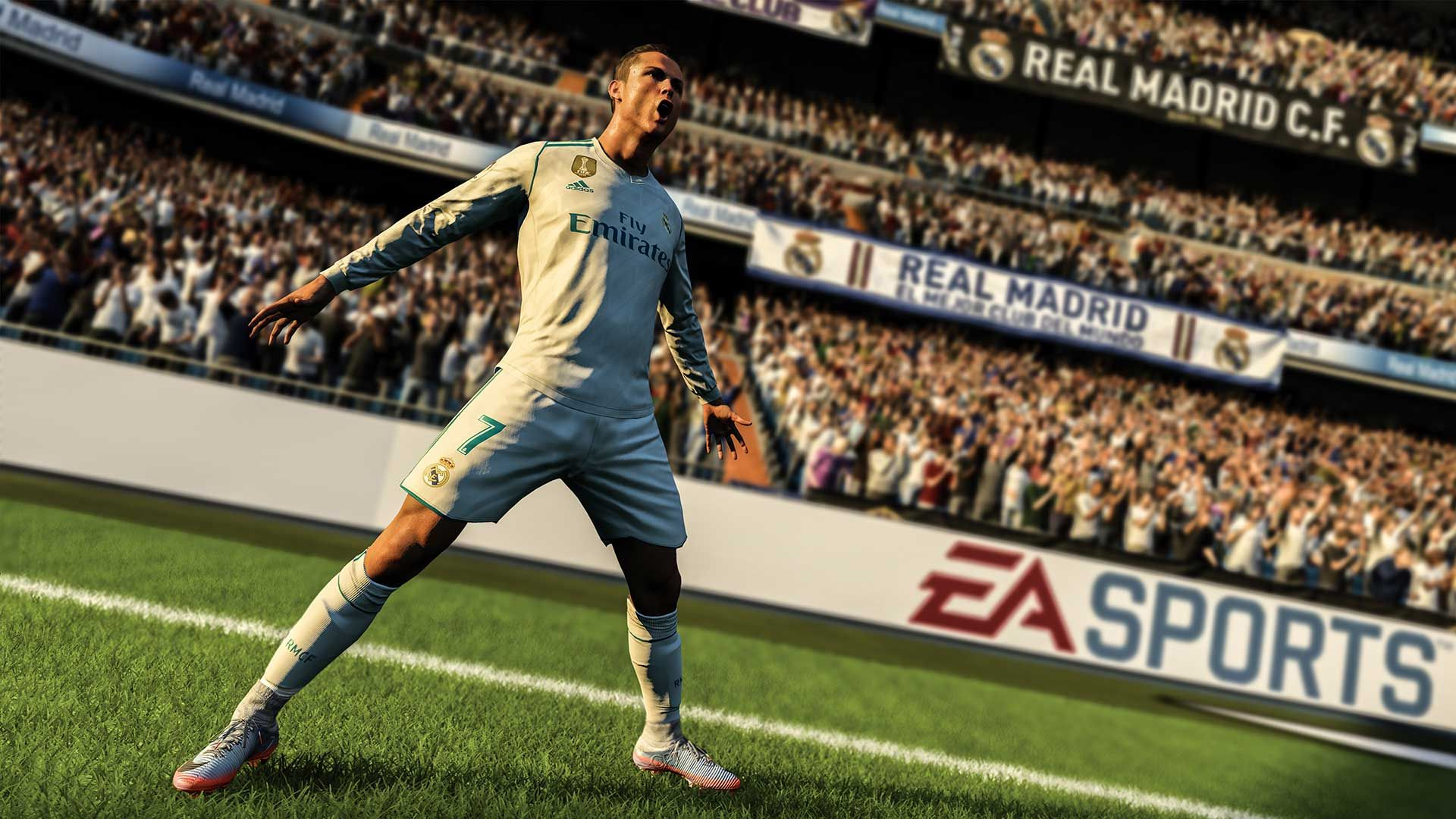 Fifa 18 PC cheap key to download