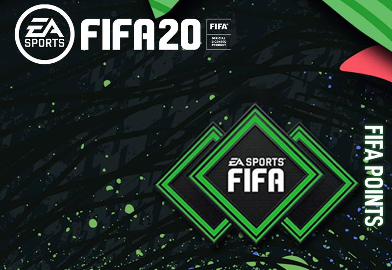 FIFA 20 - 2200 FUT Points Xbox One billig Schlüssel zum Download