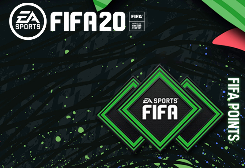 FIFA 20 - 1600 FUT Points Xbox One cheap key to download