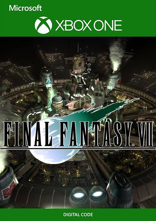 Final Fantasy VII Xbox One