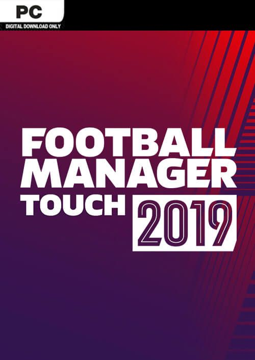 Football Manager Touch 2019 PC key