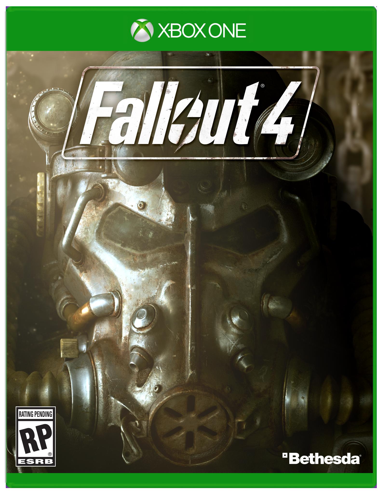 Fallout 4 Xbox One - Digital Code