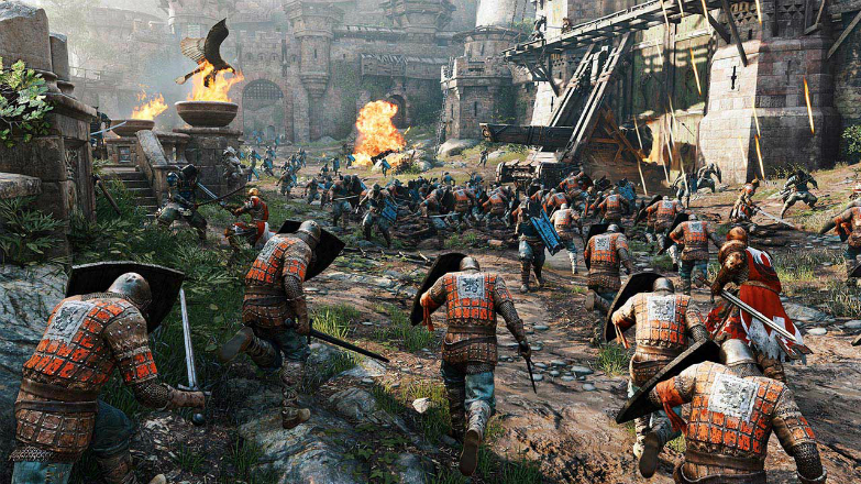 For Honor PC cheap key to download