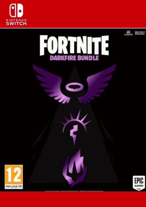 Fortnite: Darkfire Bundle Switch (EU) key
