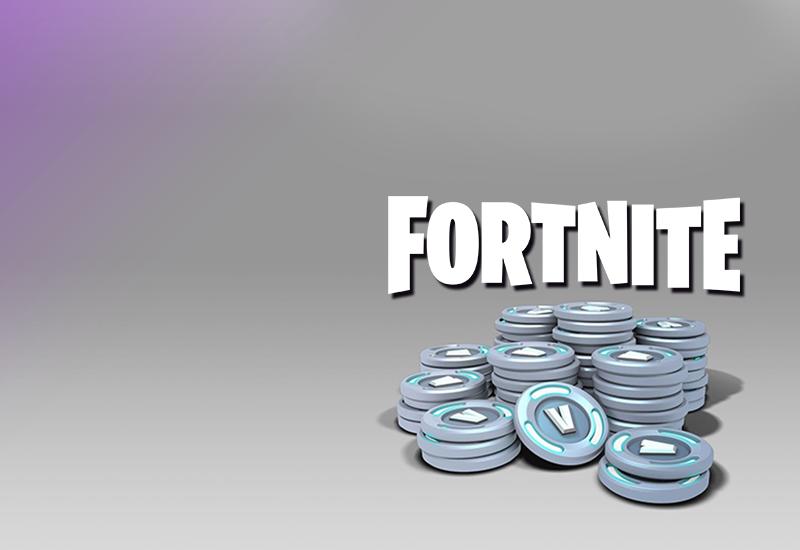 Fortnite - 6,000 (+1,500 Bonus) V-Bucks PS4 cheap key to download