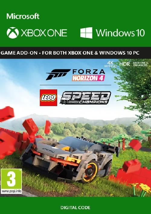 Forza Horizon 4: Lego Speed Champions Xbox One key