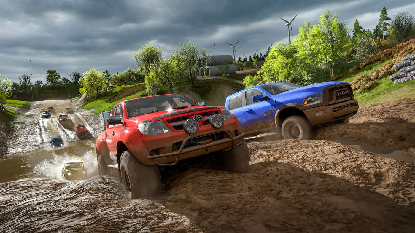 forza horizon 4 ultimate edition play time