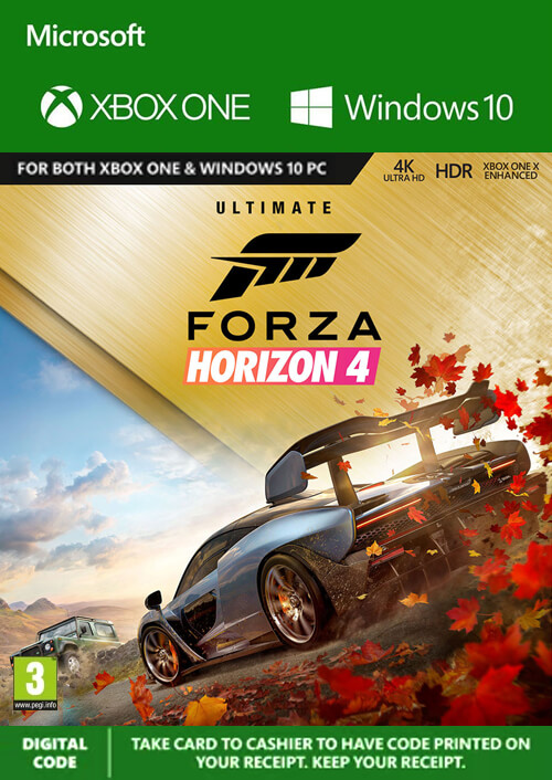 Forza Horizon 4: Ultimate Edition Xbox One/Pc