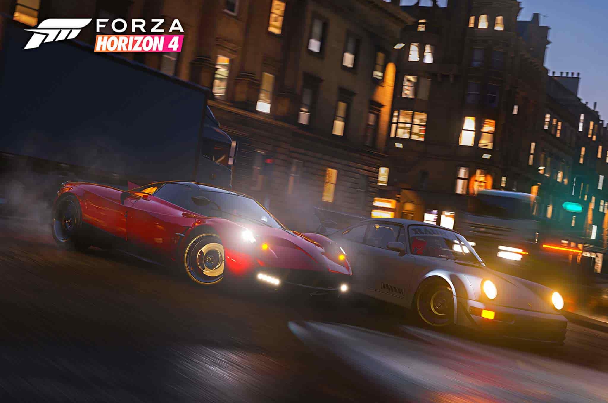 Forza Horizon 4 Japanese Heroes Car Pack (UK)|Xbox One| CDKeys