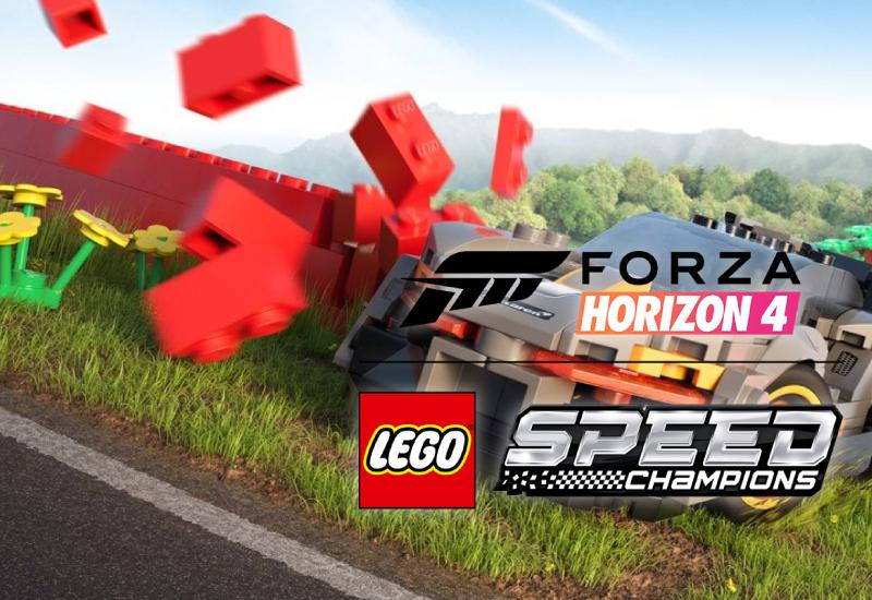 Forza Horizon 4: Lego Speed Champions Xbox One billig Schlüssel zum Download